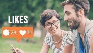 Comprar likes de Instagram - Sólo Mujeres / Hombres