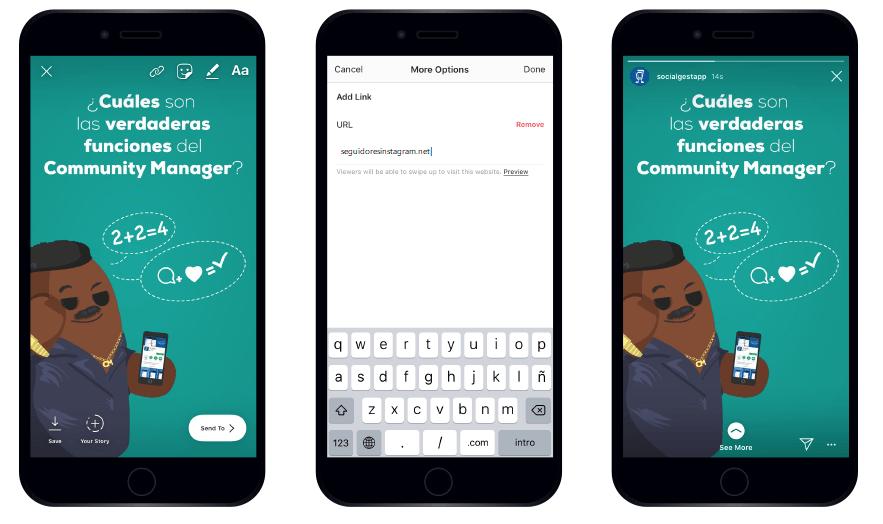 Cómo activar el Swipe Up en Instagram (Links en stories) Paso a Paso 2021